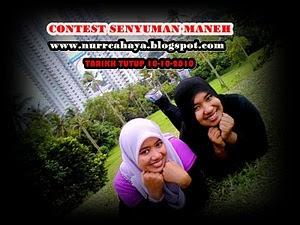 :: contest senyuman maneh ::