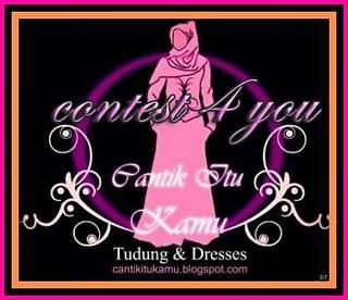 :: Cantik Itu Kamu Contest 4 You!! ...lagi join contest ^^ ::