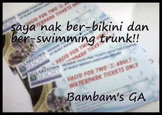 :: Bambam's GA u olls..!!!  ::
