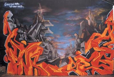 alphabet graffiti, graffiti letters, graffiti art
