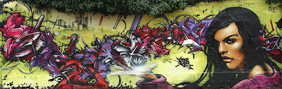 graffiti art, murals graffiti art-art