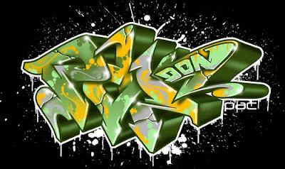 graffiti alphabet, alphabet graffiti, graffiti alphabet
