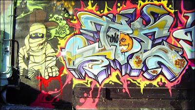 drawing cool murals graffiti alphabet. drawing graffiti 3d graphic design