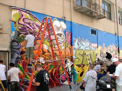 graffiti creator alphabet. Graffiti Creator Partying