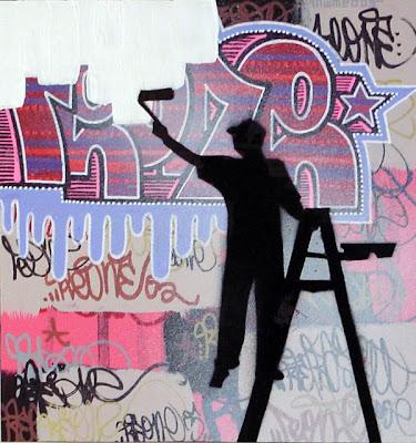 alphabet graffiti,graffiti removal