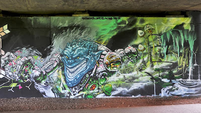 graffiti art-graffiti murals