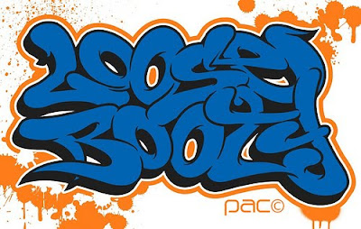 graffiti bubble letters, graffiti alphabet, graffiti letters
