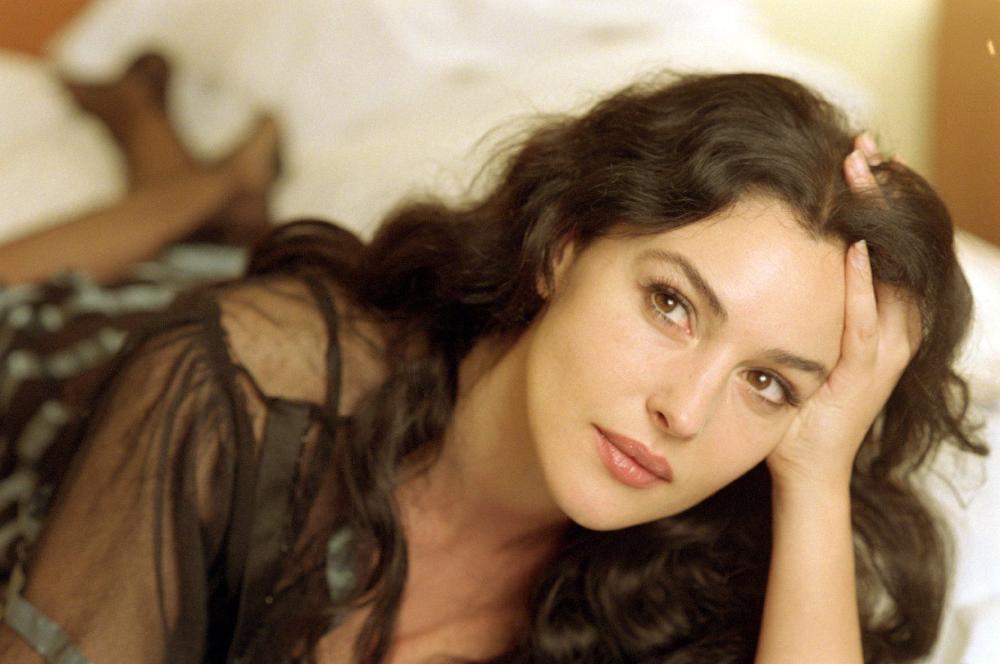 Monica Bellucci Malena to forget Monica Bellucci