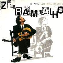 Zé Ramalho - 20 anos Antologia Acústica.