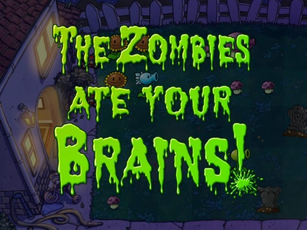 naivehelga  Plants vs  Zombies