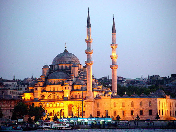 Explore Istanbul, an exotic European moslem country in the world