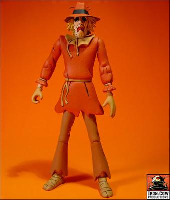 DC Super POwers o Super amigos Customs increibles! Scarecrow