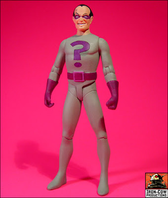 DC Super POwers o Super amigos Customs increibles! Riddler