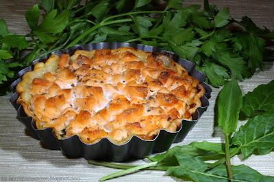 Tartelettes saumon-oseille