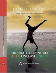 Read my book: Breaking Free of Nehru