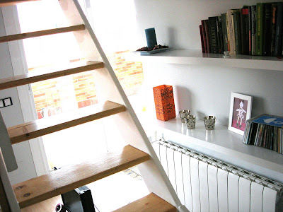 En casa de..., Pequeños espacios, Decoración,