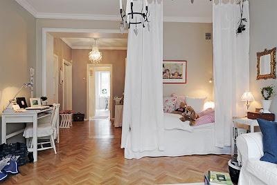 Casas pequeñas: Una casa de 48 metros cuadrados, Pequeños espacios
