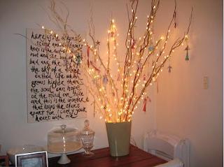 Naifandtastic decoraci n craft hecho a mano - Arboles secos para decoracion ...