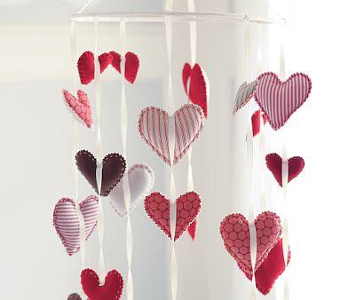 corazones, hecho a mano, san valentín