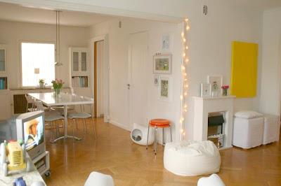 Chez Larsson, decoración, diseño