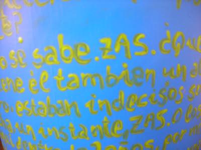 tiesto, maceta, decoracion, pintado a mano, Baricco