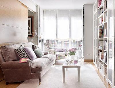 decoración, casa de 40 metros cuadrados