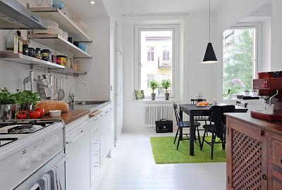 Casas pequeñas, Pequeños espacios,
