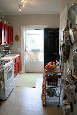 Mosaicos en el frontal de una cocina
