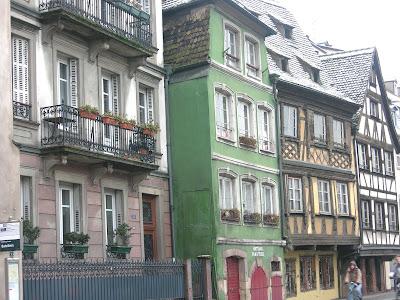 Lugares: Estrasburgo en Navidad