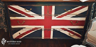 Antes y después: Una cómoda muy british