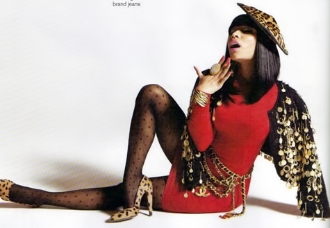 nicki minaj fashion 2010. Nicki Nicki is a beast!