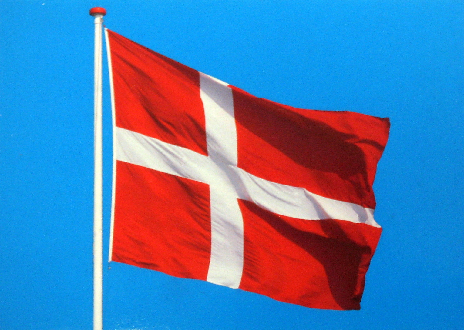 Postcards of nations denmark flag for The flag is