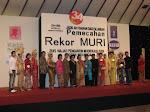 Tatarias Pengantin Bali yang mendapat Rekor Muri