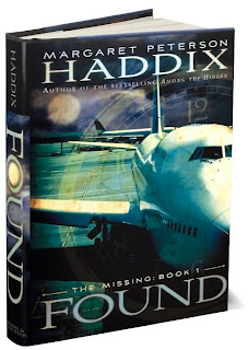 Haddix found book report