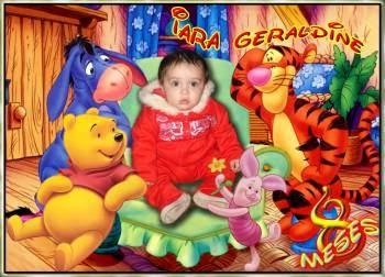 MARCOS INFANTILES PHOTOSHOP