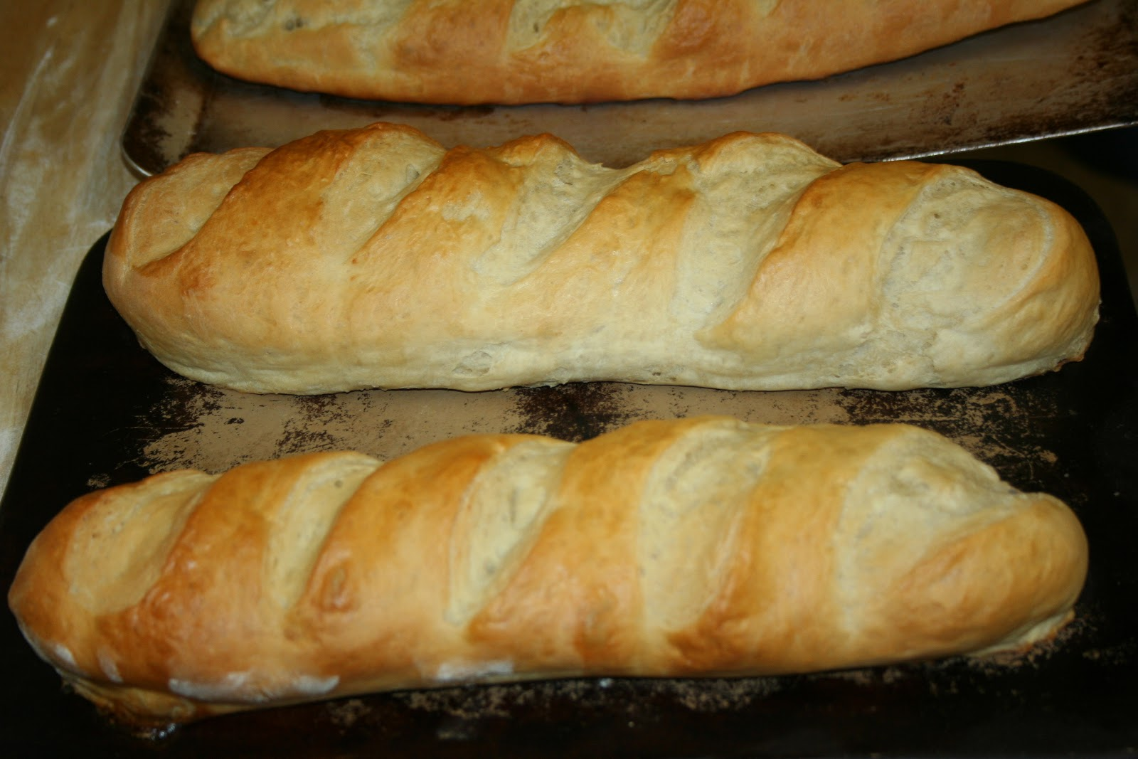 how to cook french bread in oven