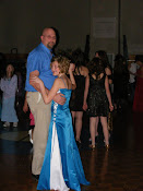 Dancing with my daddy!