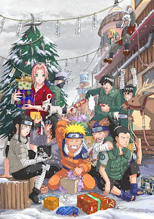 Naruto Christmas Gifts