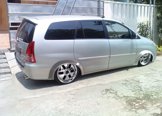 Image of Modifikasi Kijang Super