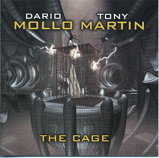 Tony Martin & Dario Mollo-The Cage(1999)