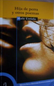 Hija de Perra y otros poemas. Antología