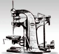 Todo tecno la historia del taladro - Taladradora de columna ...