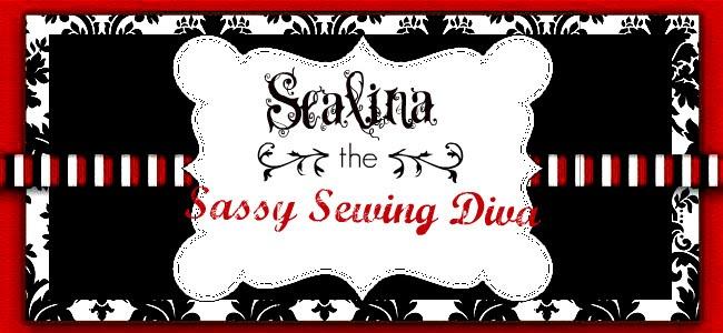 Sassy Sewing Diva
