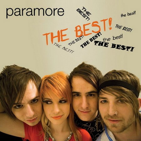 CD Paramore – The Best Of 2011