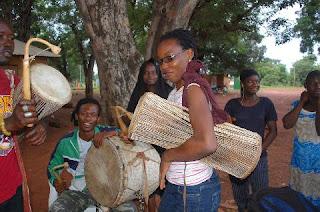Celebrating Africa – Chioma and Oluchi Ogwuegbu