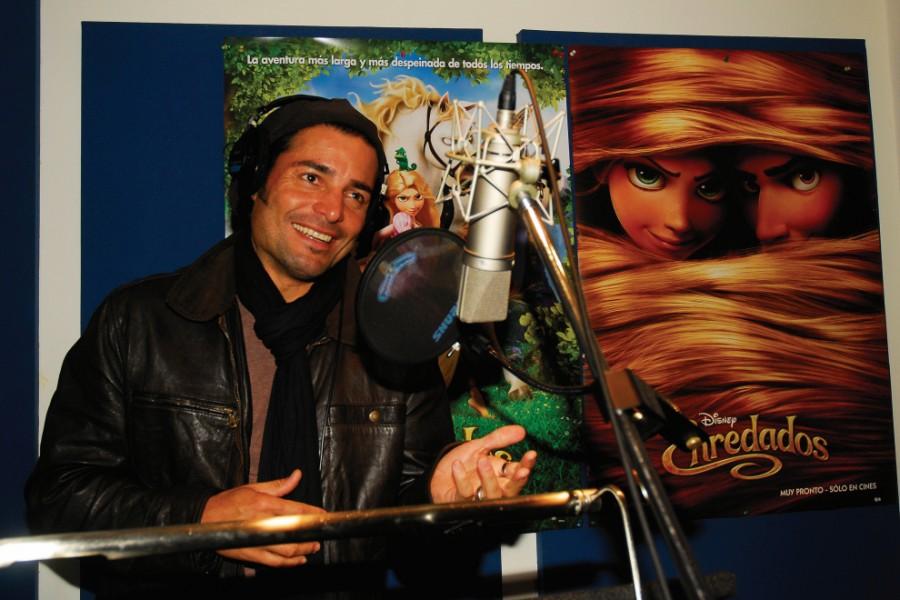 Flynn Rider Voice Actor