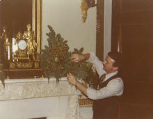 Memoirs of Christmas Decorating At The White House with Frank Lazzaro