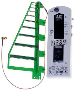 Máy đo điện từ trường HF-32D