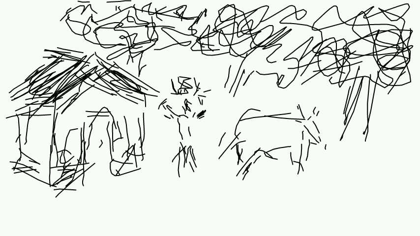 Scribble Sample Mfc Mdi Drawing Application : Victory s finger drawing on my droid x