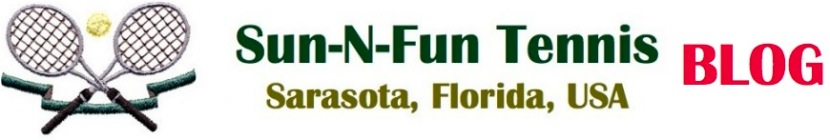 Sun-N-Fun Tennis Blog